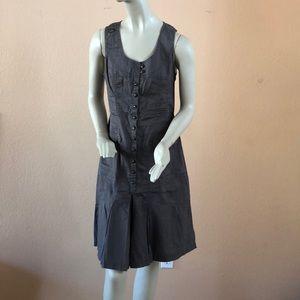 Sandwich Gray Dress Size 8